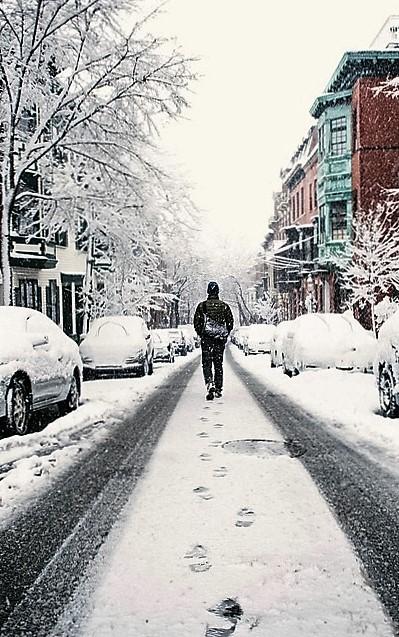 3.0.2 Cambio Generazionale strada con neve